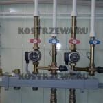 Насосы и термодатчики