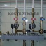Регулировка контуров отопления
