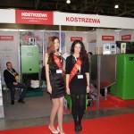 Котлы на пеллетах Kostrzewa на выставке Аква-Терм 2013 Москва