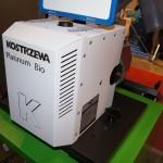 Новая пеллетная горелка kostrzewa Platinum Bio 2013 года