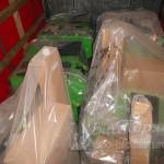 пеллетные котлы Kostrzewa пришли под склад
