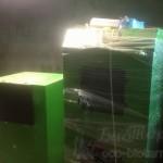 Пеллетный котел и бункер продажа